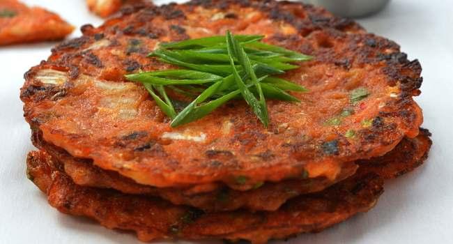 Kimchi Pancakes (Kimchijeon) Recipe