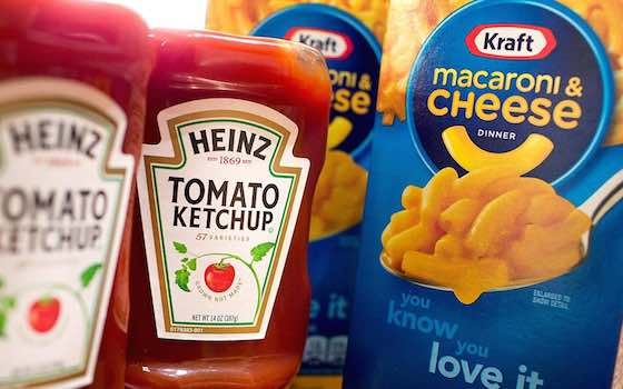 Kraft, Heinz Agree to Form Food Giant