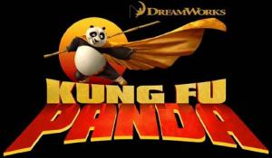 DreamWorks Animation SKG Presents Kung Fu Panda, a Paramount Pictures release featuring the voices of Jack Black, Dustin Hoffman, Angelina Jolie, Jackie Chan, Lucy Liu, Ian McShane, David Cross, Seth Rogen, Michael Clarke Duncan, James Hong, Randall Duk Kim and Dan Fogler.
