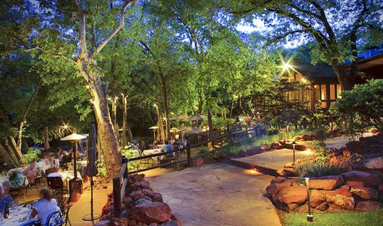 L'Auberge De Sedona, Into the Woods in Arizona's Red Rock Country