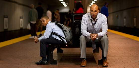Common and Danny Glover  in LUV