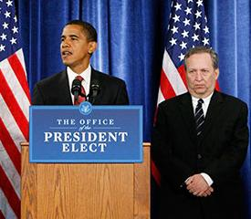Larry Summers Lawrence H. Summers Obama Presidency