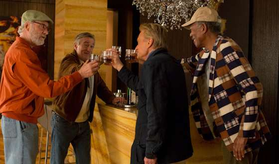 'Last Vegas' Movie Review - Robert De Niro and Michael Douglas  | Movie Reviews Site