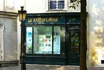 Le Bateau Lavoir - Paris, France