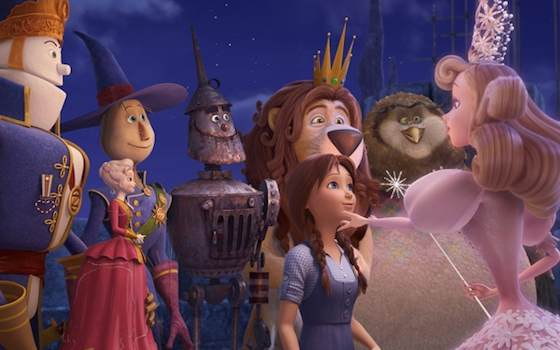 'Legends of Oz: Dorothy's Return' Movie Review