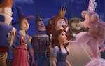 'Legends of Oz: Dorothy's Return' Movie Review