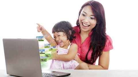 Make Your Family A Digital Scrapbook