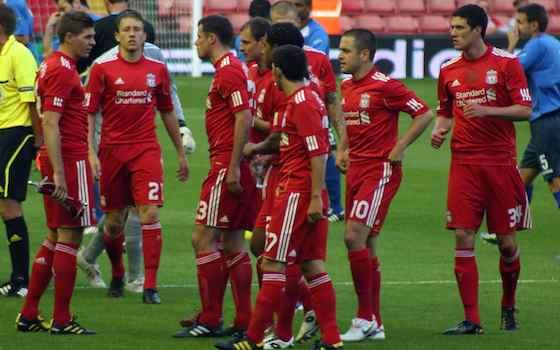 Liverpool Blanks Tottenham, Takes Premier League Lead | Soccer
