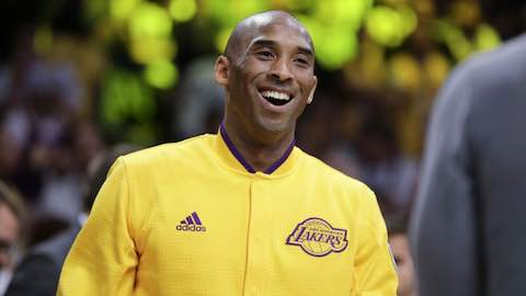 Los Angeles Lakers Legend Kobe Bryant