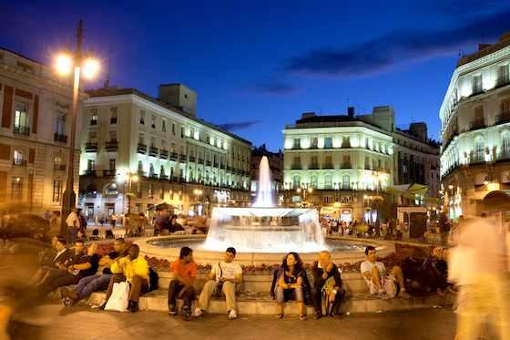 A Blitz Tour of Madrid