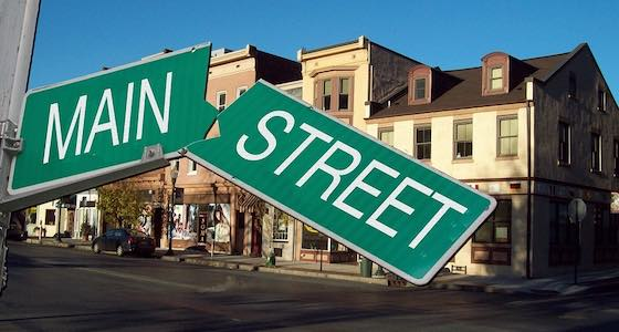 Why No One Can Guess When the Main Street Economic Recovery will Occur
