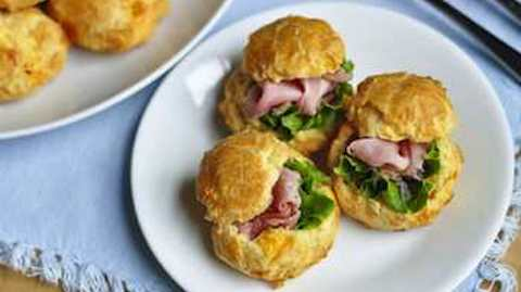 Make-Ahead Gougeres for an Easy but Elegant Brunch