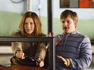 Jennifer Aniston & Steve Zahn in the movie Management. Movie Review & Trailer. Find out what is happening in Film visit iHaveNet.com