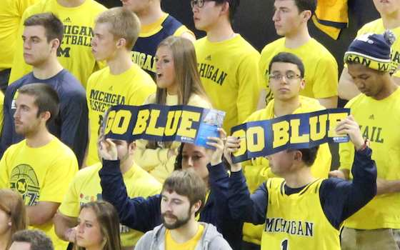Michigan Topples Tennessee for Spot in Elite Eight