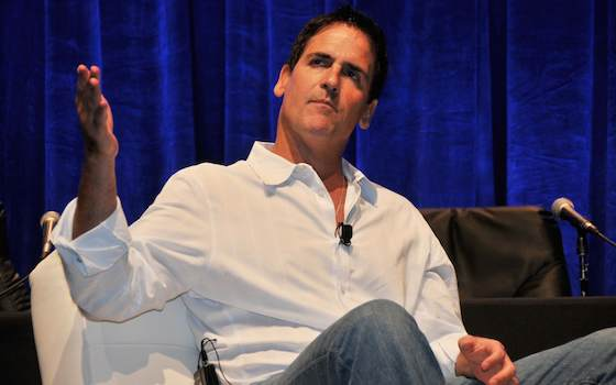 Mavs Owner Mark Cuban Continues Rant Against NFL