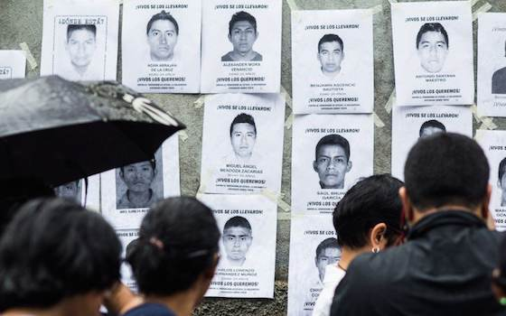 The Mass Shooting in Mexico