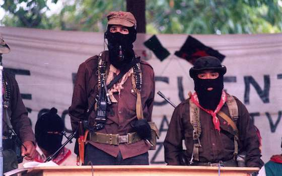 Zapatista Rebellion Failed to Help Mexico's Impoverished