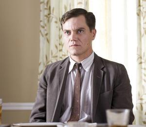 Best Supporting Actor Oscar Academy Award Nomination Michael Shannon as John Givings in the movie Revolutionary Road