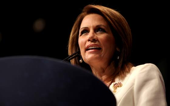 Michele Bachmann: Undeterred and Undiminished