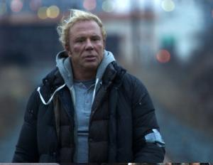 Best Lead Actor Oscar Academy Award Nomination Mickey Rourke as Randy in The Wrestler