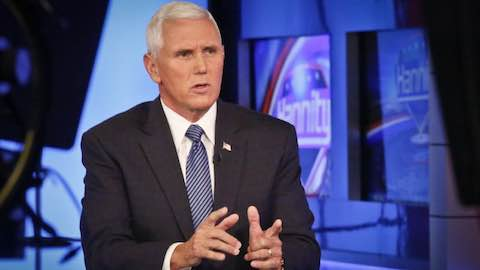 Trump's VP Pick: Mike Pence by the Numbers