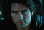 Tom Cruisein Mission: Impossible - Ghost Protocol