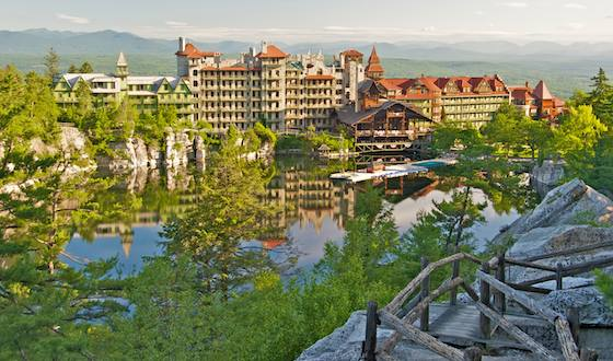 Taking the Kids - Taking the Kids -- and Taking the Kids to Mohonk Mountain House