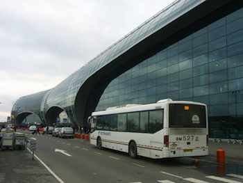 Moscow's Domodedovo Airport