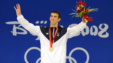 The Most Decorated Swimmers in Olympics History
