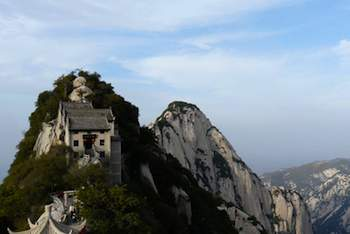 Mt. Huashan, Shaanxi Province, China