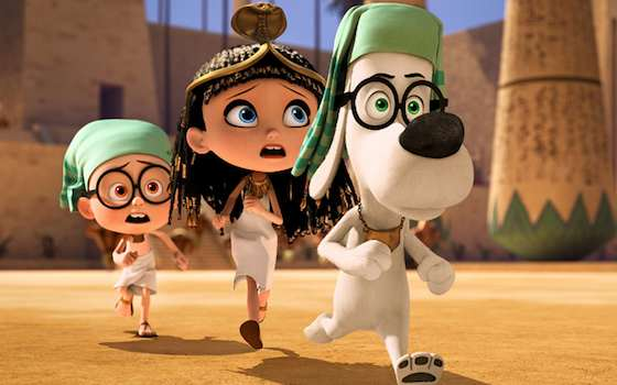 'Mr. Peabody and Sherman' Movie Review