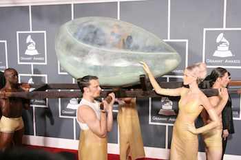 Aretha, Gaga and Barbra: Grammy Night, 2011!