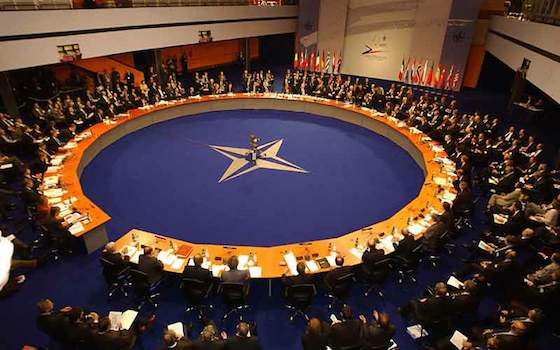 NATO, Russia and Ukraine: Roulette or Reset?