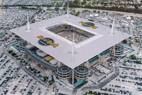 NFL Kicks Off 100th Season - Miami to Host Super BowL LIV