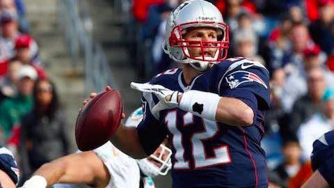NFL Kicks Off 100th Season - Tom Brady