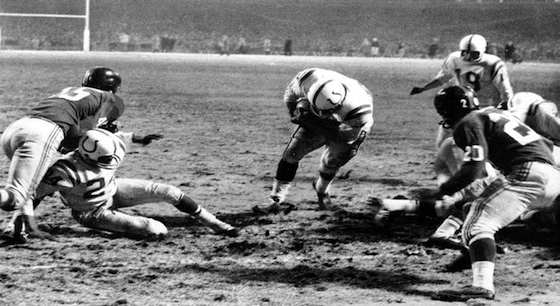 1958 NFL Championship: The Greatest NFL Game Ever Played