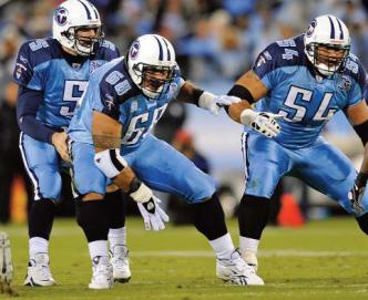 NFL 2008 12-2 Tennessee Titans top seed in AFC heading into NFL 2008