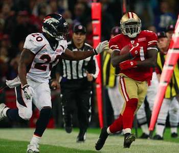 NFL International Series London: In 2010, the 49ers defeated the Broncos 24-16