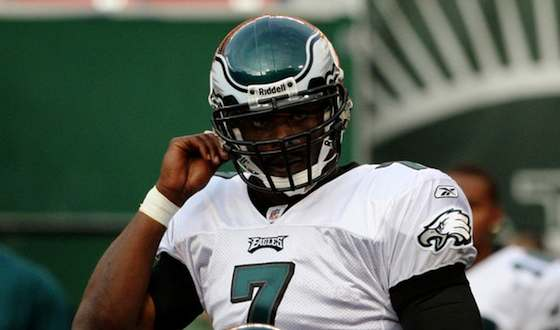 Eagles QB Michael Vick Needs Another Week of Injury Rehab