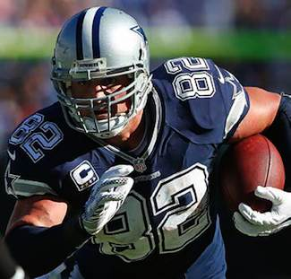 NFL Tight Ends on the Rise in 2013