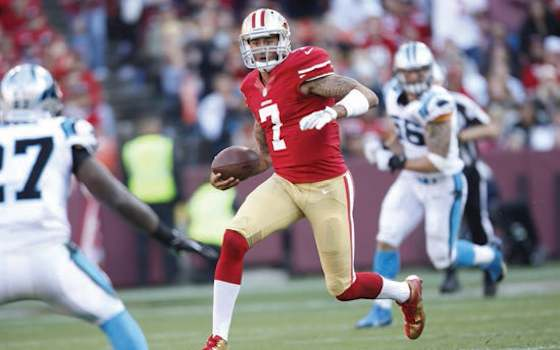 Panthers Host 49ers in NFC Divisional Round Matchup