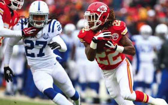 Colts Host Chiefs in AFC Wild Card Playoff Matchup
