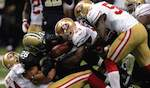 NFL 2013 Week 11: 49ers Travel to New Orleans to Take on the Saints | NFL Football