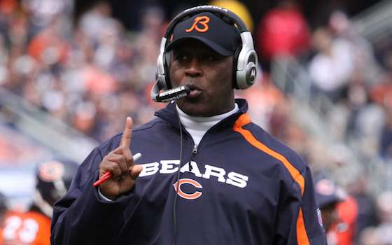 Bucs Hire Lovie Smith as Head Coach