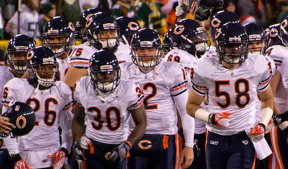 Chicago Bears Defense Keeps Scoring