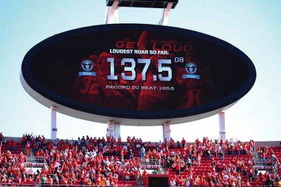 Chiefs Fans Break Seahawks World Record for Crowd Noise