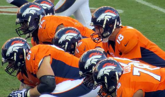 Manning, Broncos Super Bowl Bound After Beating Patriots