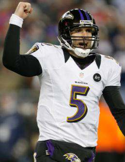 Joe Flacco: Calm and Cool