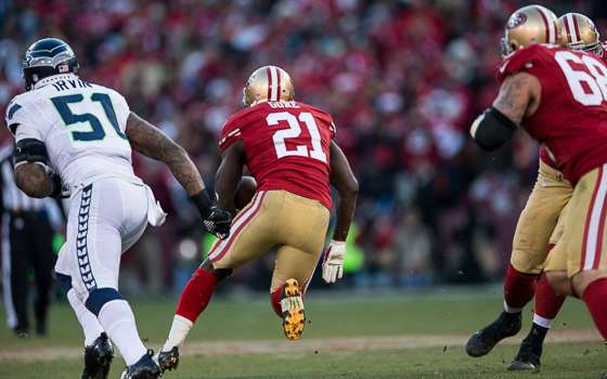 NFC Championship: Midseason Meet Prepared Seahawks for Gore