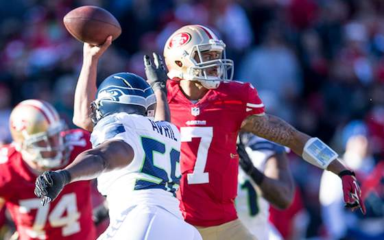 NFC Championship: Seahawks vs 49ers: And The Edge Goes To